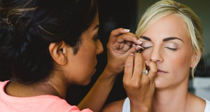 Tutorial: How to Apply False Lashes with Ariel Lewis, A-List