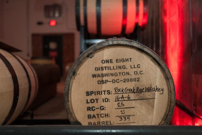 One Eight Distilling is bringing the finest craft spirits to the District!