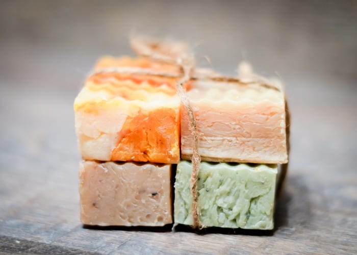 Keep your Skin All Natural with Lio Pure's Handmade Soaps & Beauty Products!