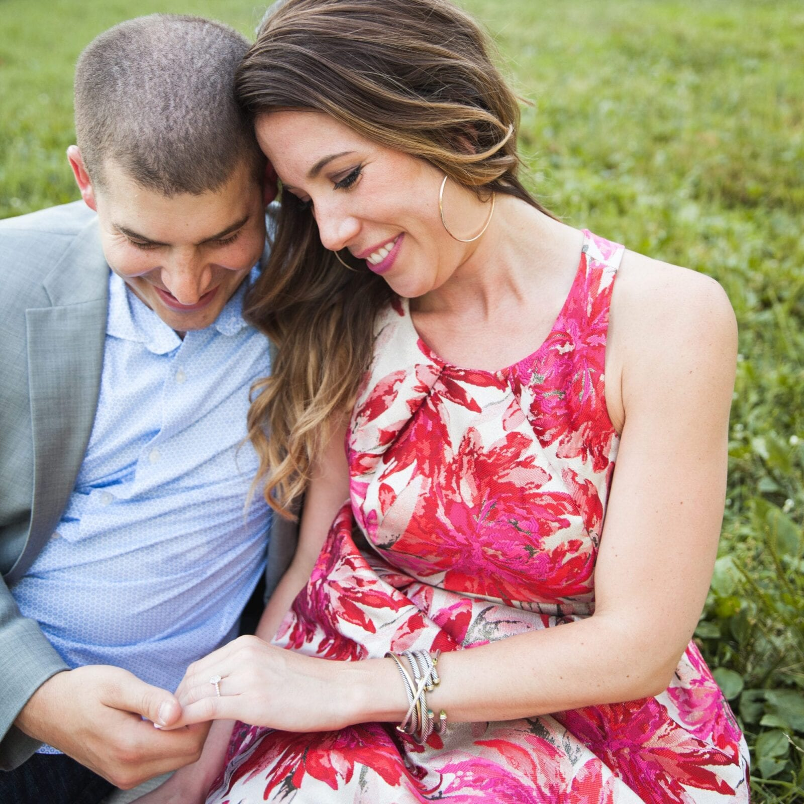 District Bliss shares proposal tips for photography by Photos from the Harty
