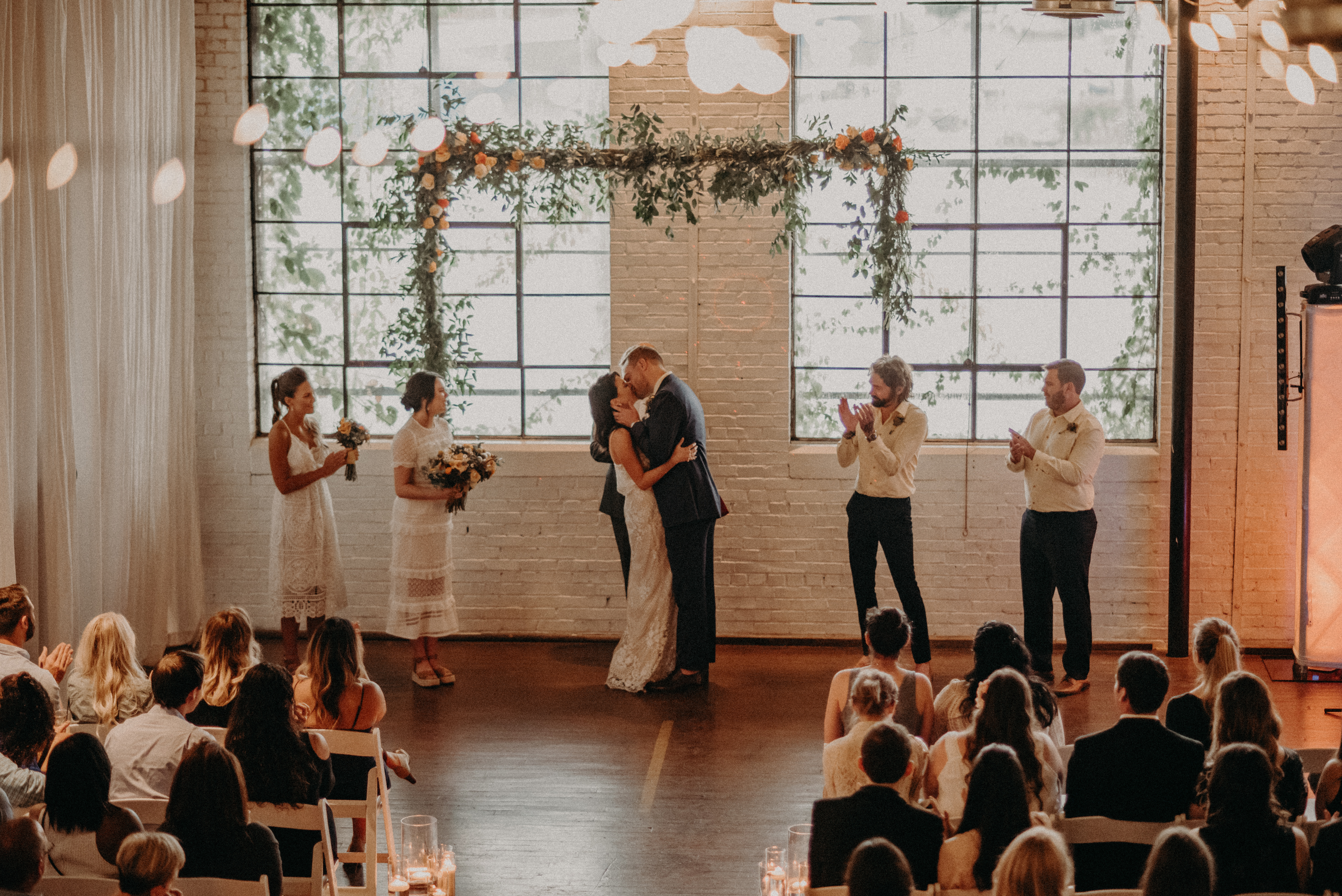 The Big Fake Wedding at Stone Tower Winery in Northern Virginia, A Bridal Expo with a Twist!