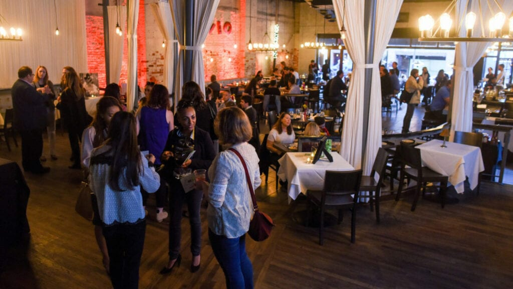 District Bliss Networking Event for Entrepreneurs in DC