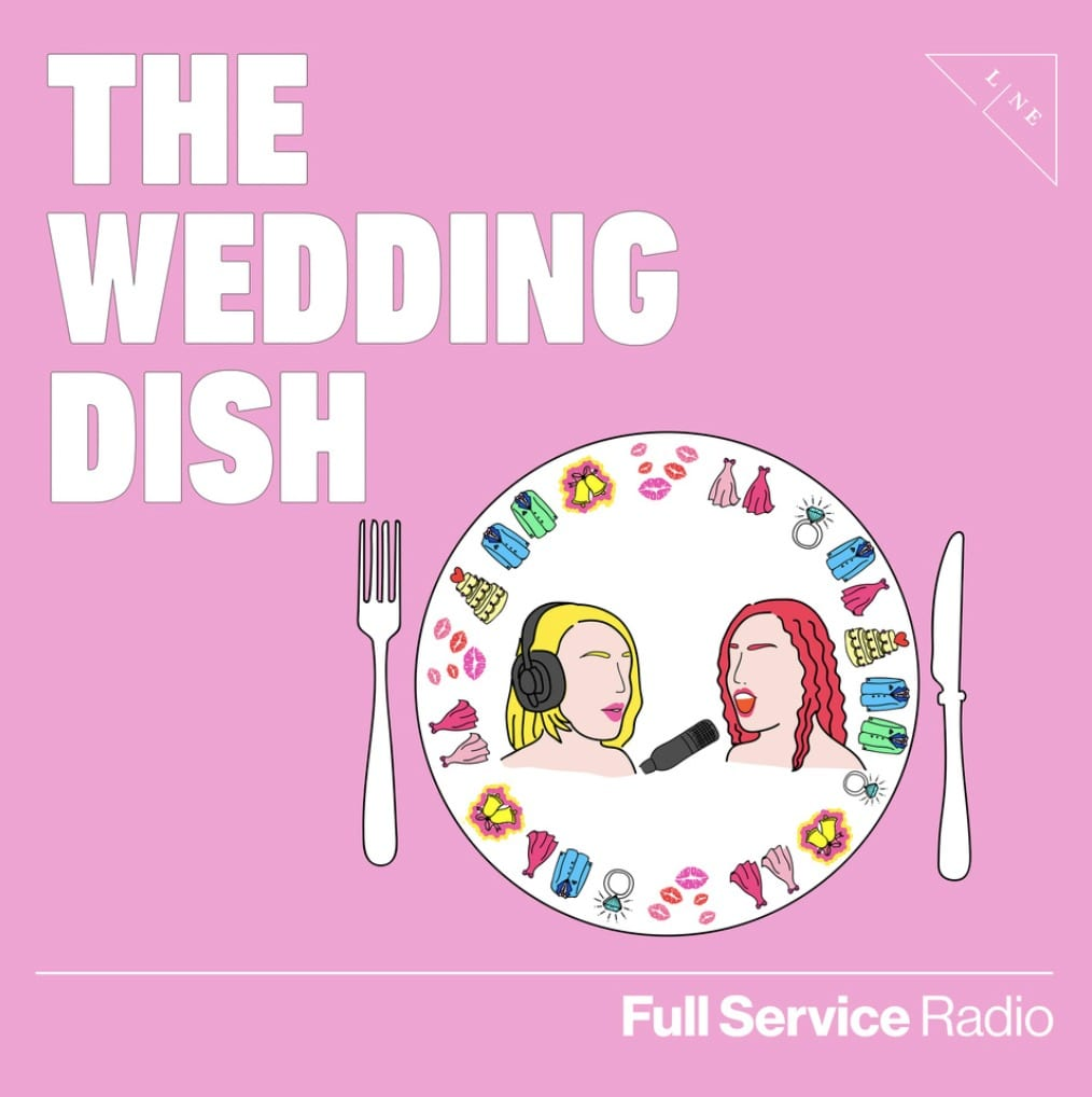 The Wedding Dish, a DC-Based Podcast on Full Service Radio, Hosted at The Line Hotel DC