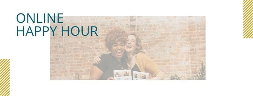 Happy Hour / Networking Social (ONLINE) 4/30/2020