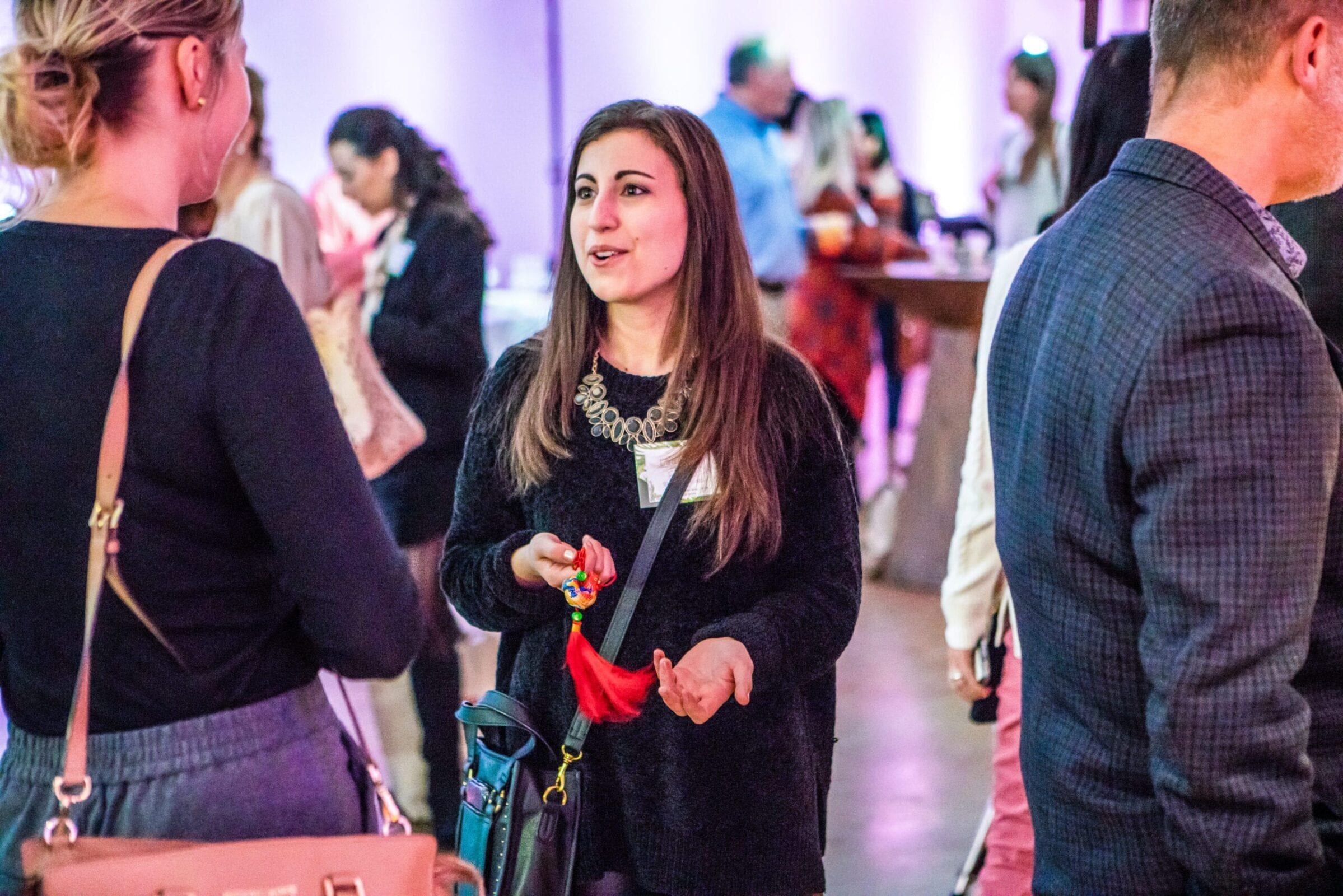 Join the District Bliss Vendor Social, a light-hearted, welcoming, casual networking event