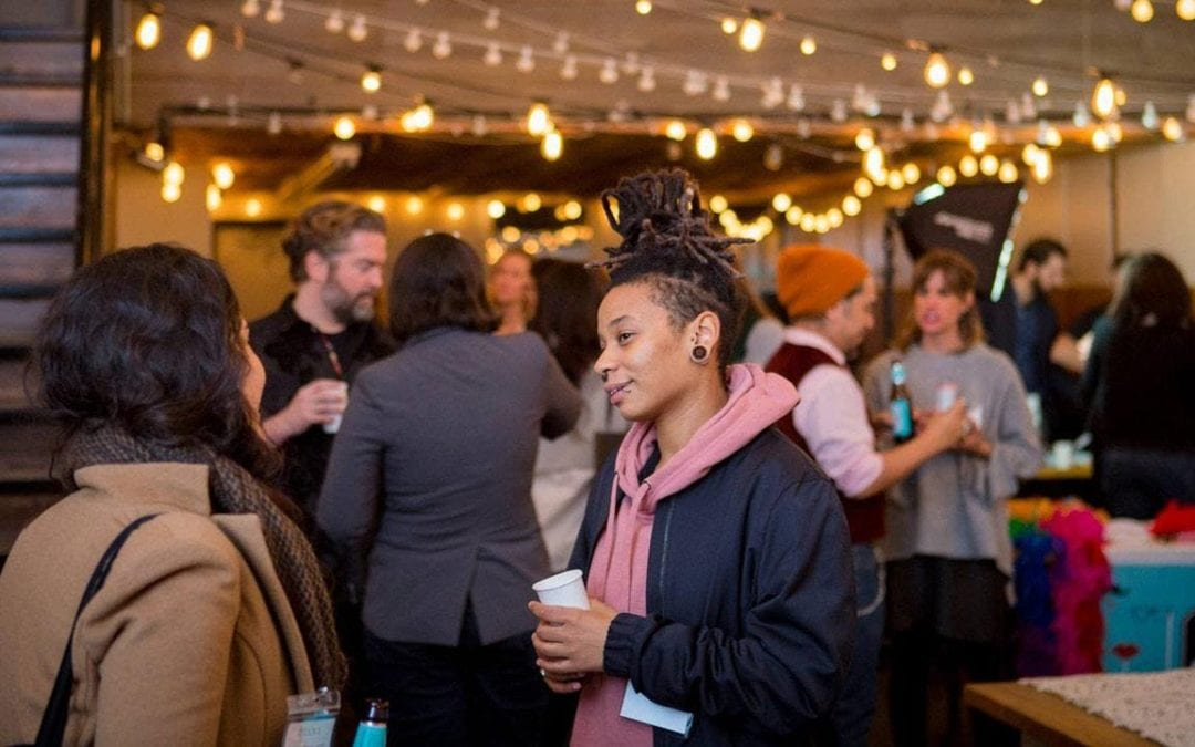 Reminder: End-of-the-Year District Bliss Networking Social (DC) at City Winery on 12/11