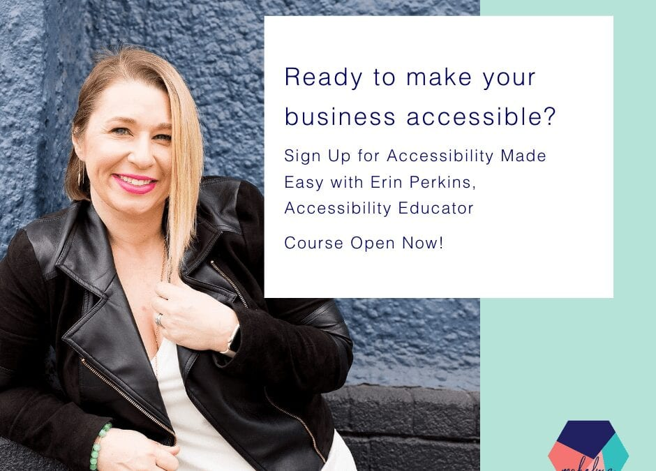 Accessibility Made Easy