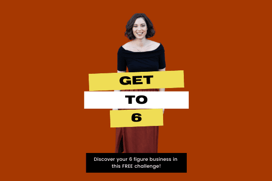 Get to Six: Turn Your Passion into Profit with Backbone Business