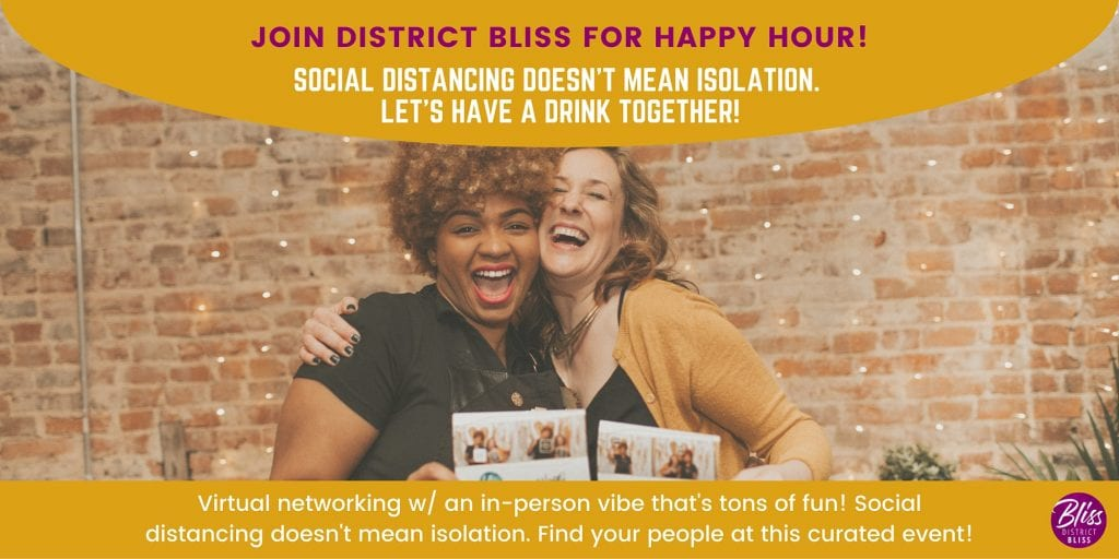 District Bliss Networking Social