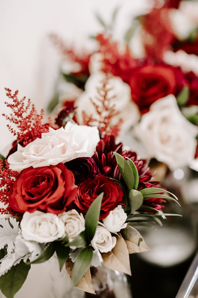 Florals from Little Black Book, Concierge Wedding and Event Planning based in Washington DC
