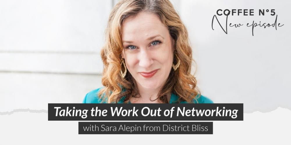 "Take the ""work"" out of networking 
