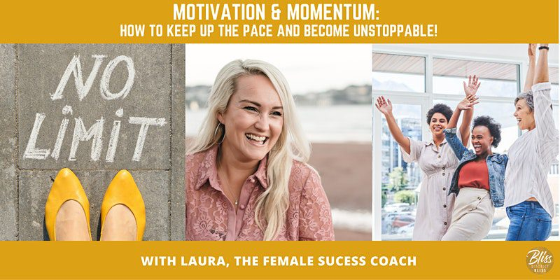 Business workshop with The Female Success Coach
