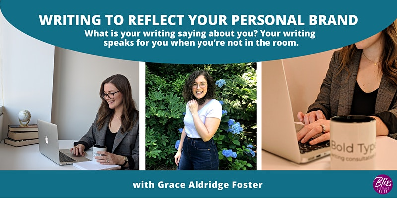 Writing to Reflect Your Personal Brand